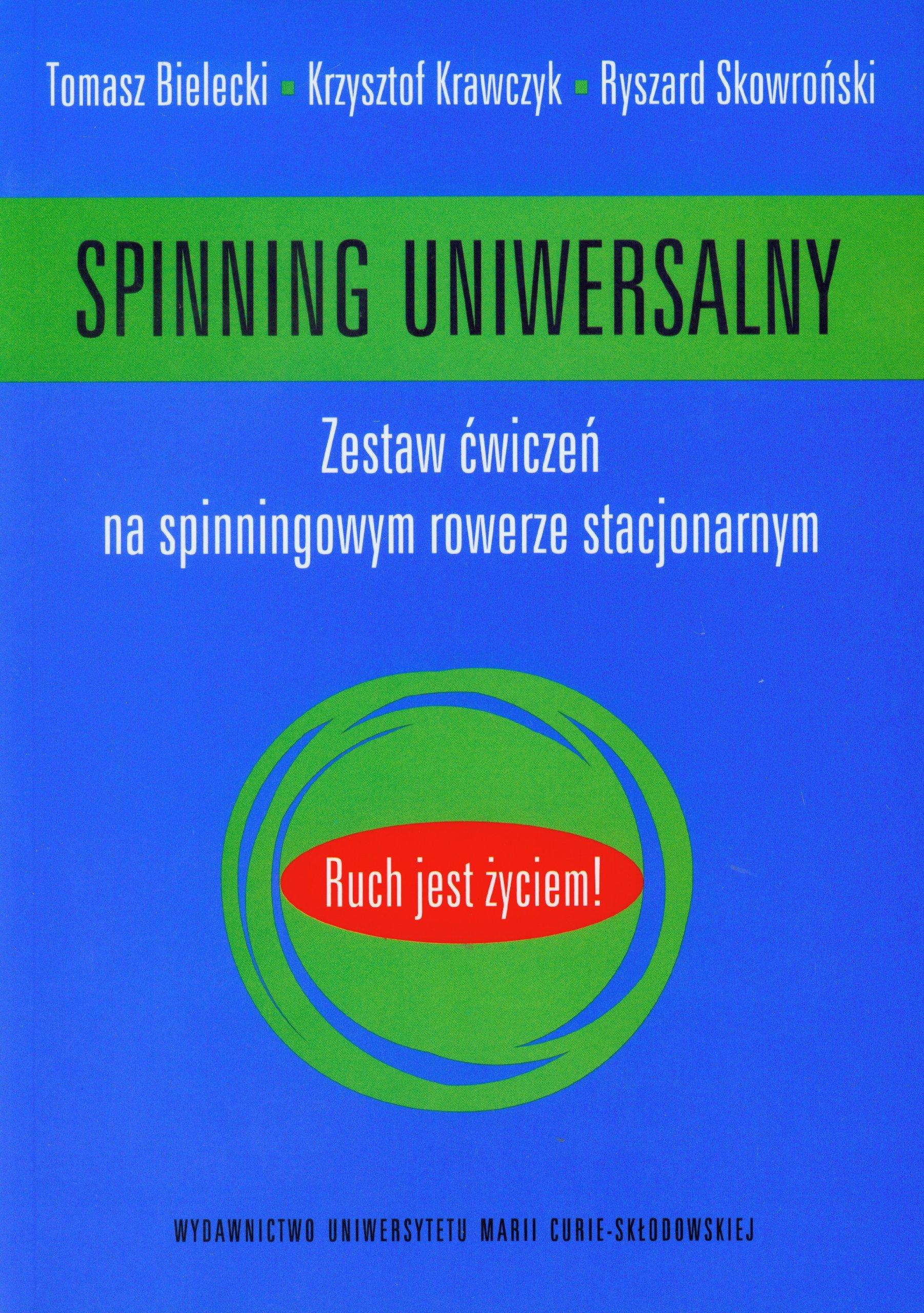 Spinning uniwersalny: Amazon.es: Skowronski, Ryszard, Krawczyk ...