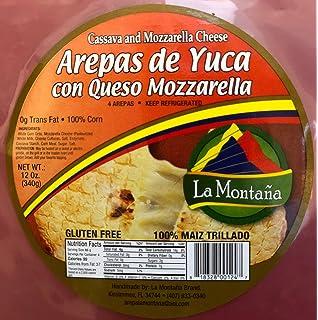 Elisa Artisan Food - Arepas de maiz pilado - 100% maiz (4 ...