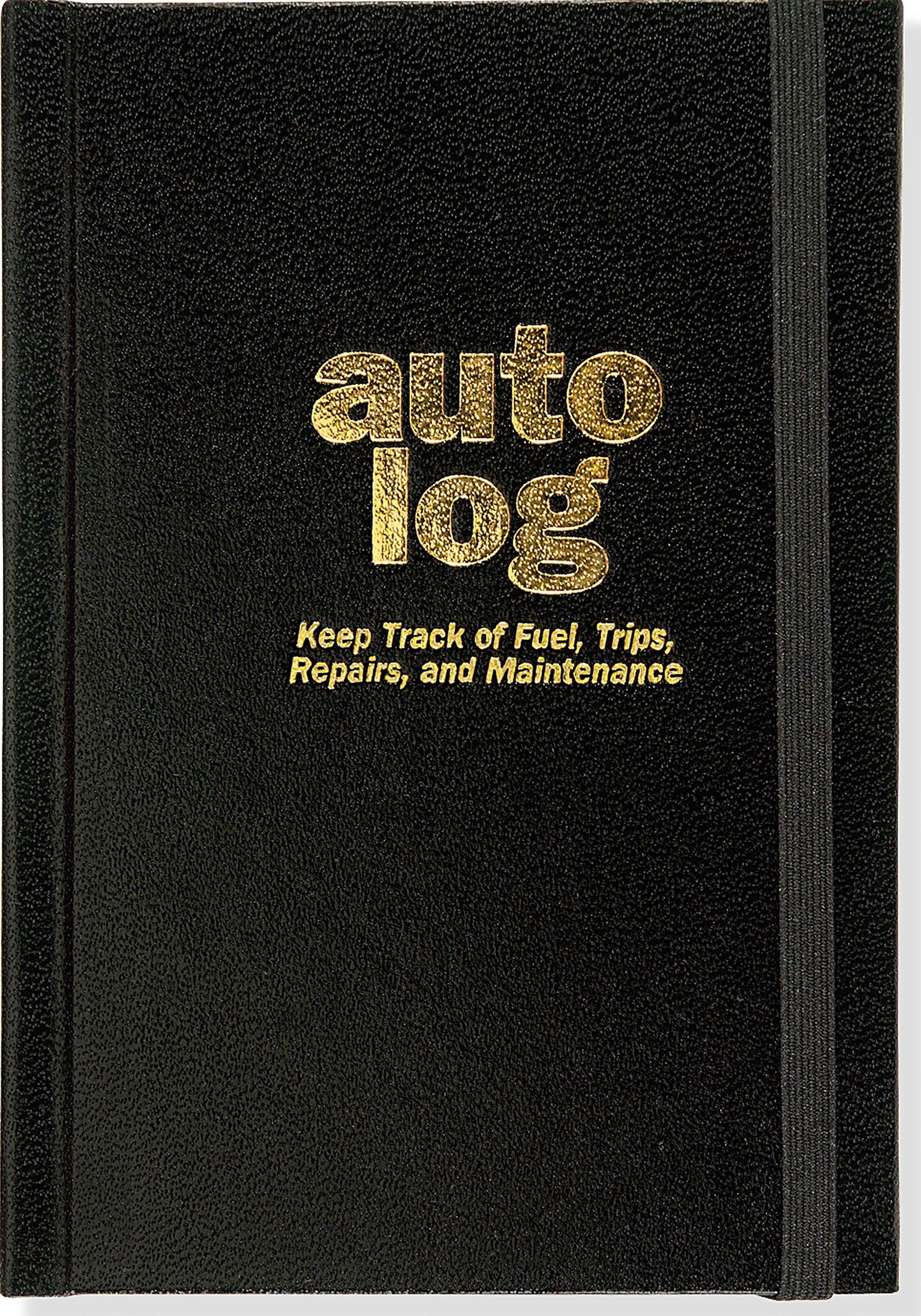 auto log book peter pauper press 9781441319586 amazon com books