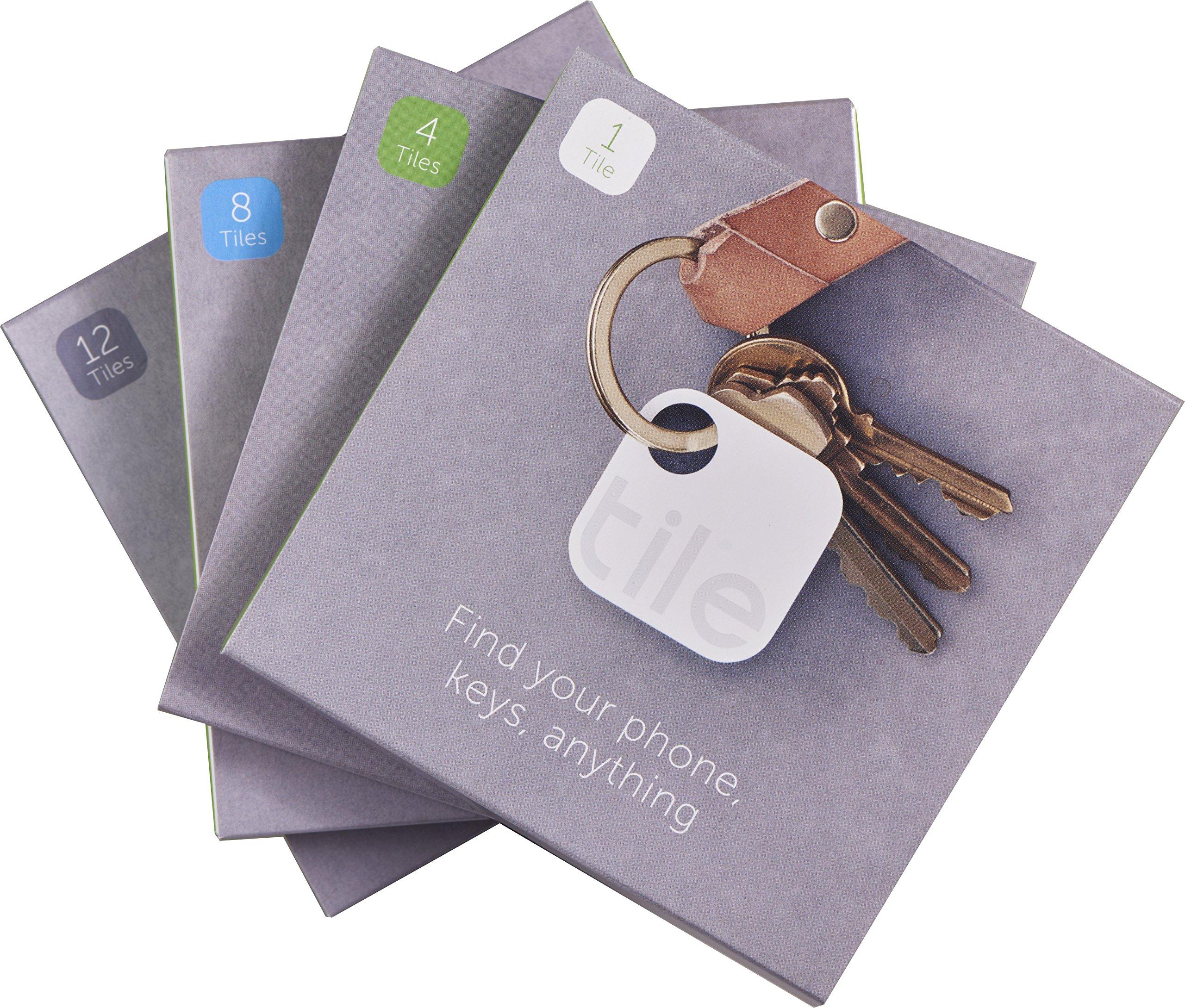 Tile (Gen 2) - Key Finder. Phone Finder. Anything Finder - 1 Pack (Discontinued by Manufacturer) by Tile (Image #6)