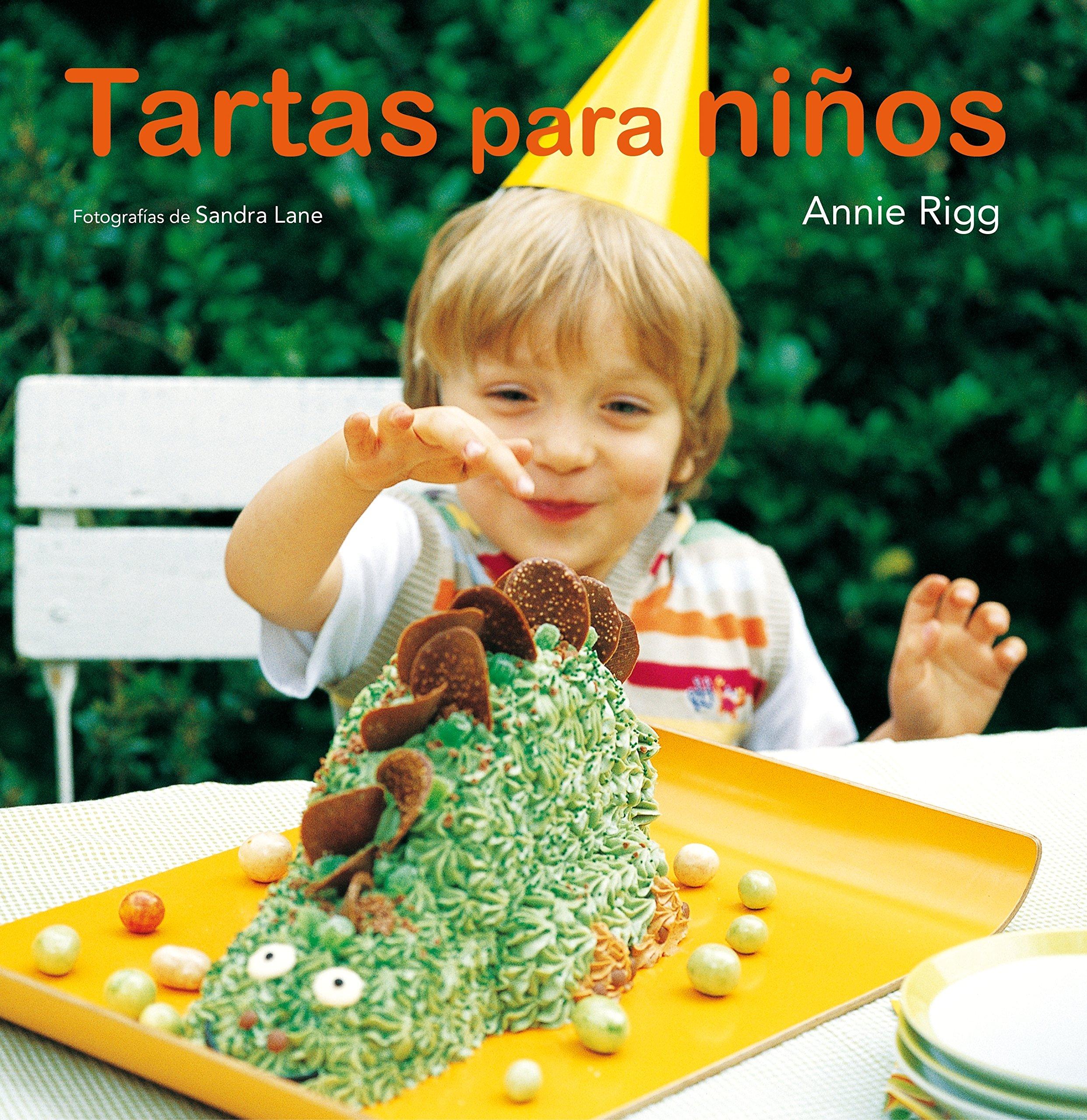 Tartas para niños (Sabores): Amazon.es: Annie Rigg, Silvia Alemany ...