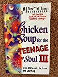 Chicken Soup For The Teenage Soul III (Chicken Soup for the Soul III)