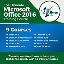 The Ultimate Microsoft Office 2016 Training Bundle: 9-in-1 Courses (Online Course) [Online Code]