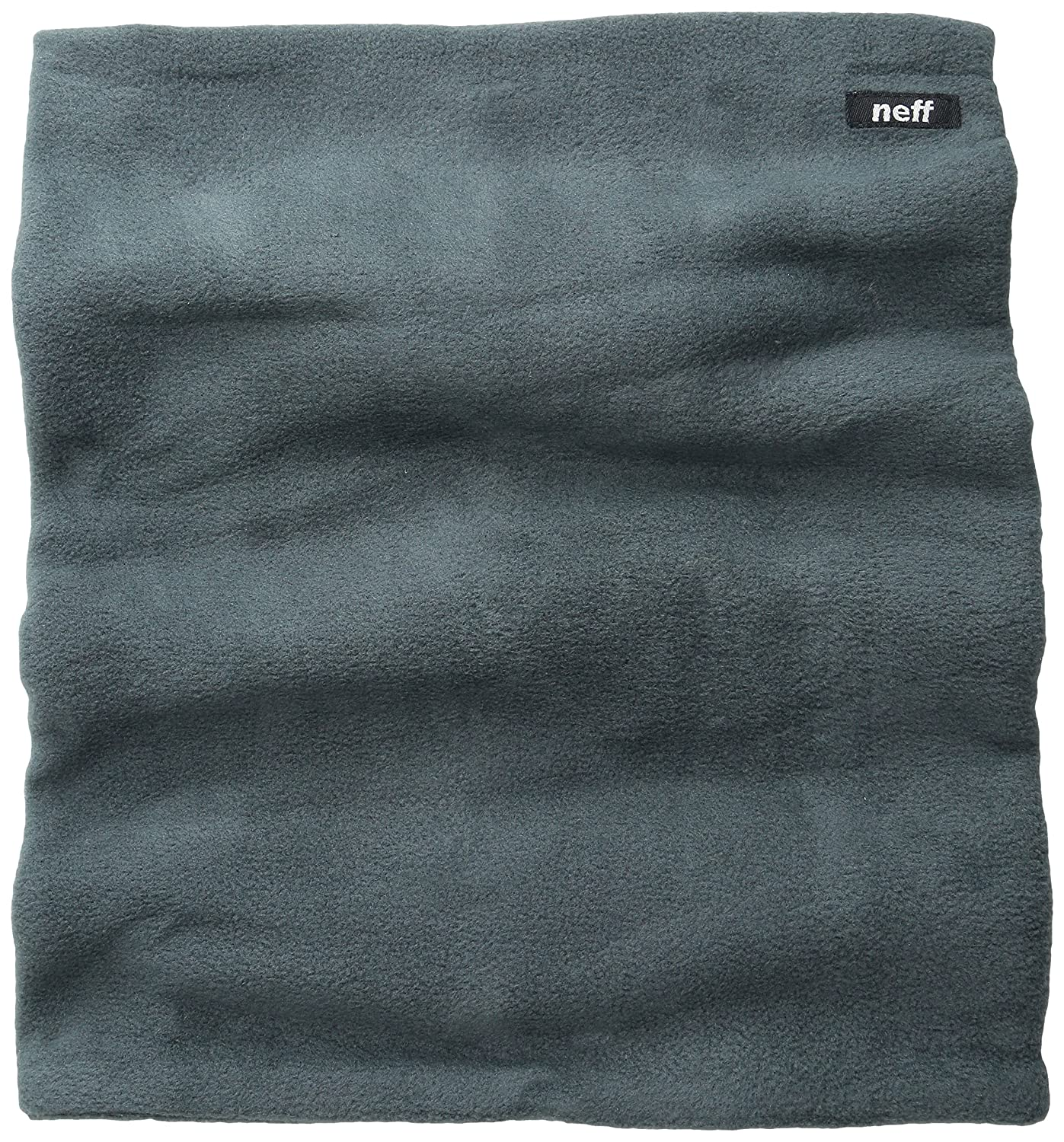 neff Men's Fleecey Gaiter neff Men's Fleecey Gaiter Charcoal One Size Neff Young Men's
