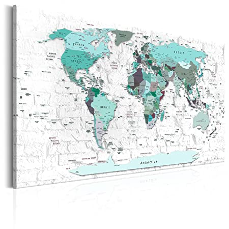 Murando pinboard map 60x40 cm 236 by 157 in image printed murando pinboard map 60x40 cm 236 by 157 in image printed gumiabroncs Image collections