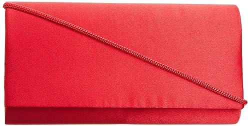 94b19aee96 Bulaggi Envelop - Pochette da giorno Donna, Rosso (Rot), 12x4x22 cm (B x H  T): Amazon.it: Scarpe e borse