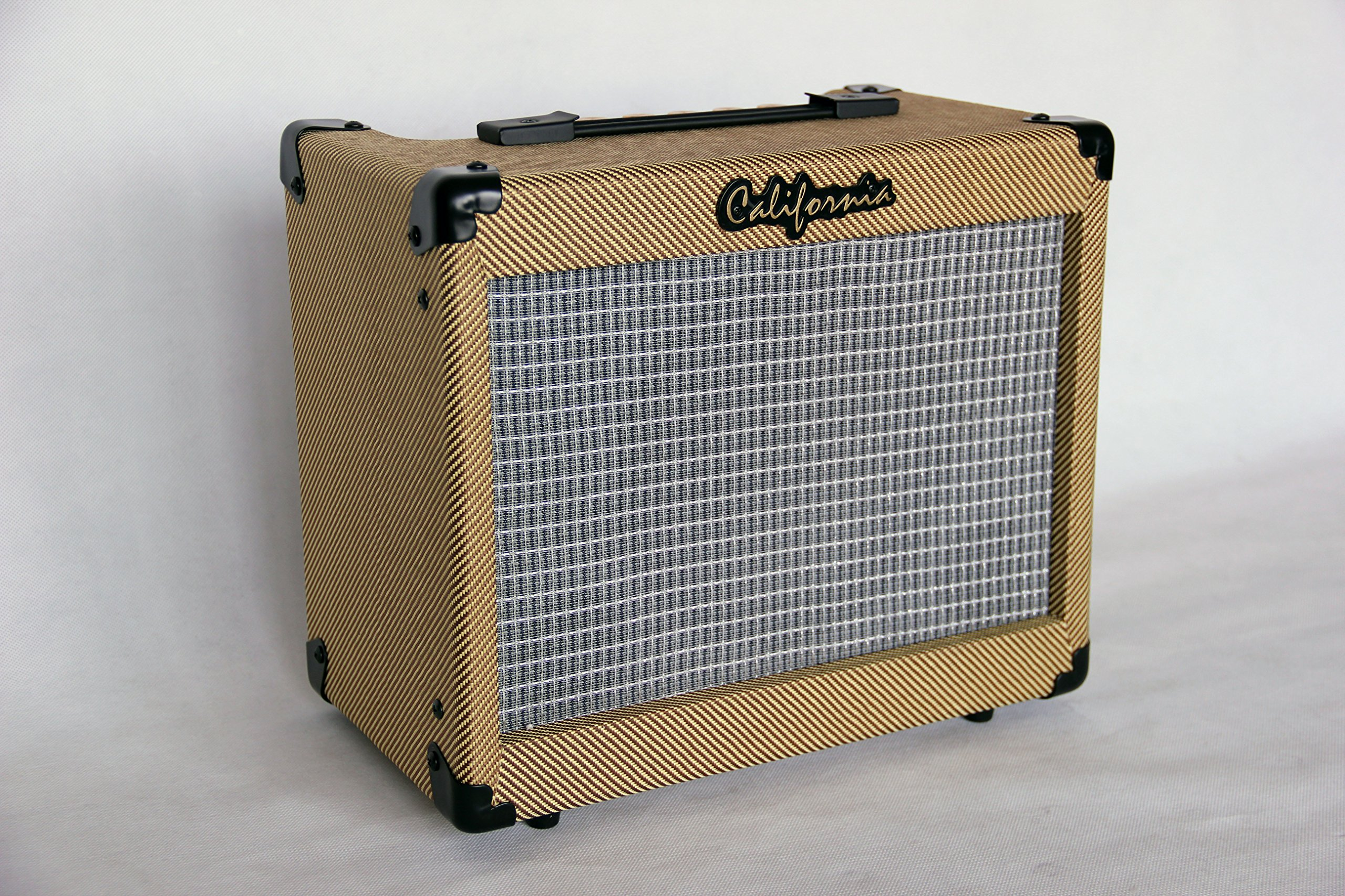 California Chorus Acoustic Guitar Amp 15 Watts by California