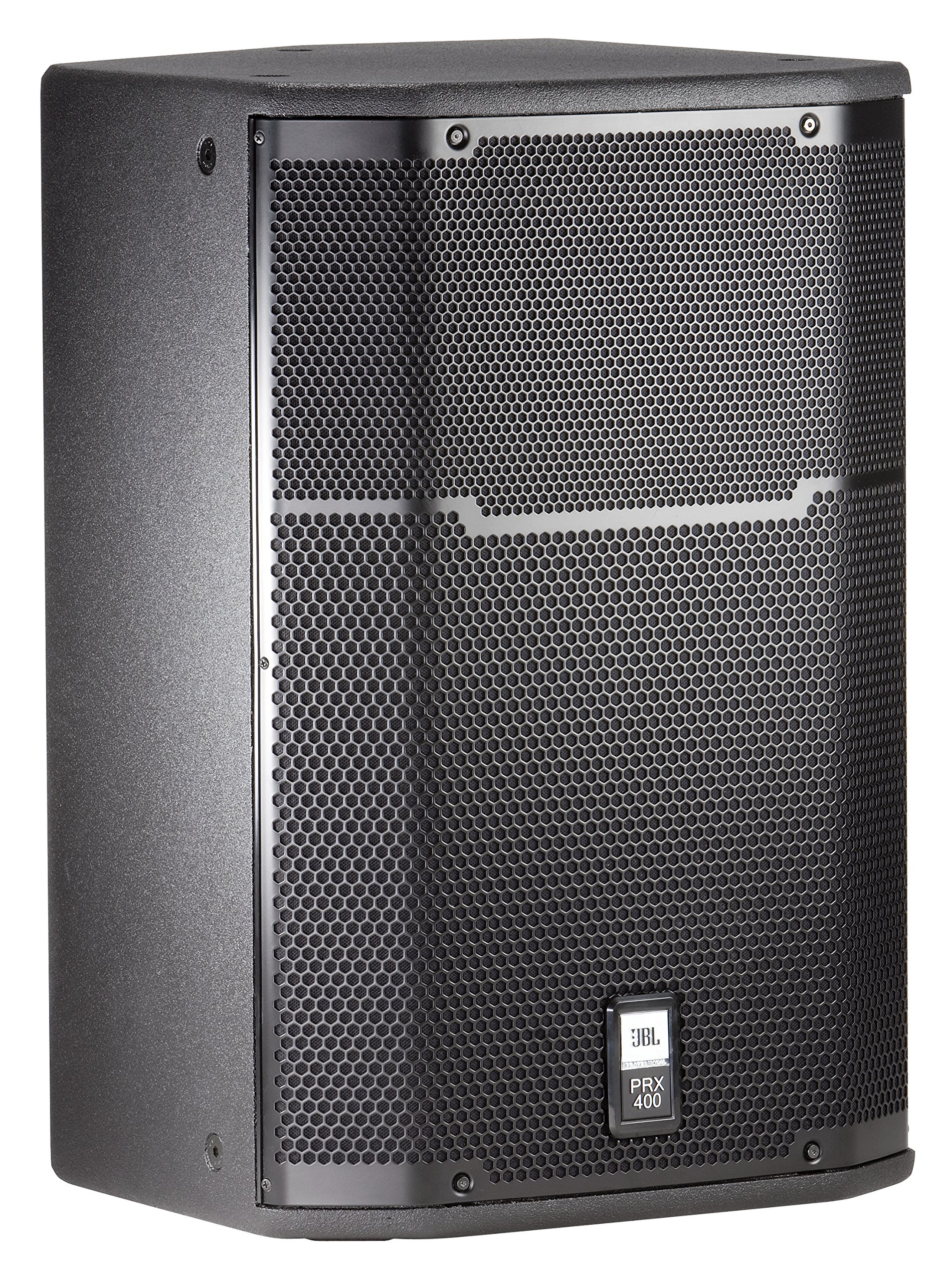 JBL PRX415M 15'' Portable 2-way Passive Utility Stage Monitor and Loudspeaker System, Black by JBL Professional