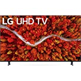 """LG LED Smart TV 50"""" Real 4K UHD TV, Enhanced 4K, Native 60Hz Refresh Rate, Apps Enabled, Voice Commands, Bluetooth, Wi-Fi, US"""