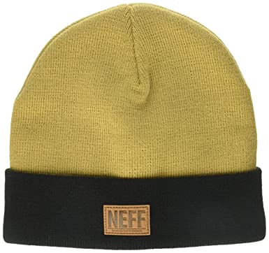Amazon.com  NEFF Men s Ruffian Slouchy Knit Beanie 38ec83c781a
