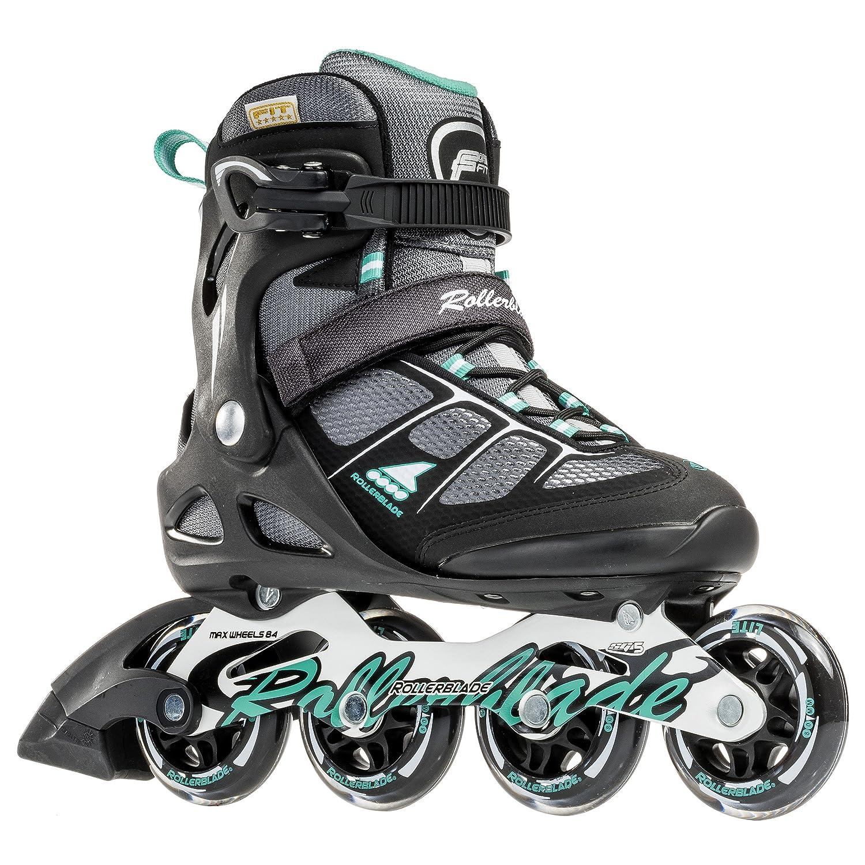 9ceb5a6645e Amazon.com : Rollerblade Macroblade 80 Alu 16 All Purpose Skate : Sports &  Outdoors