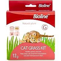 BIOLINE CAT GRASS KIT 12G
