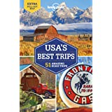 Lonely Planet USA's Best Trips (Trips Country)