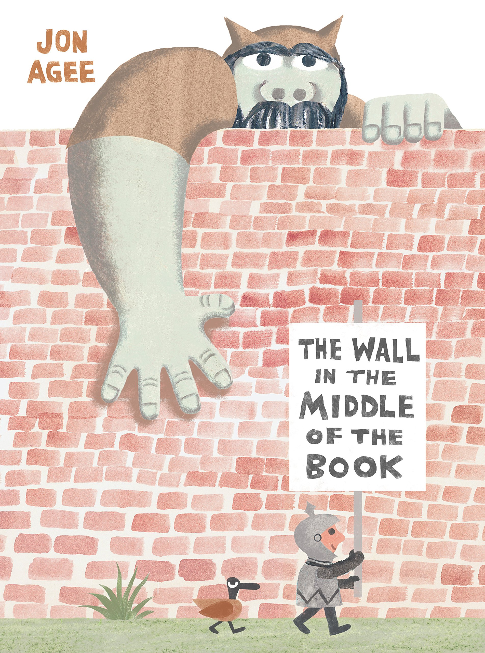 Image result for the wall in the middle of the book