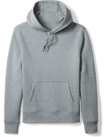 4b86c7654dbd2b Amazon Essentials Men s Hooded Fleece Sweatshirt
