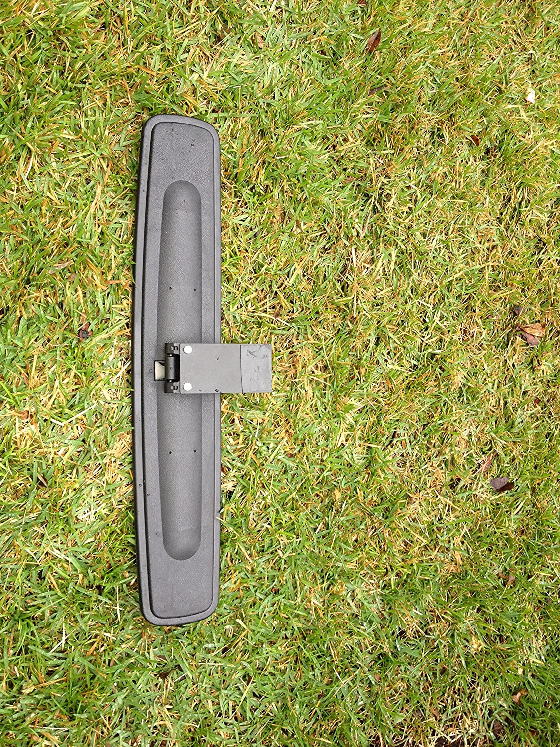 16.5 Extra Wide Panoramic Rear View Mirror for Forklifts; Universal Fit Big Buddy Team