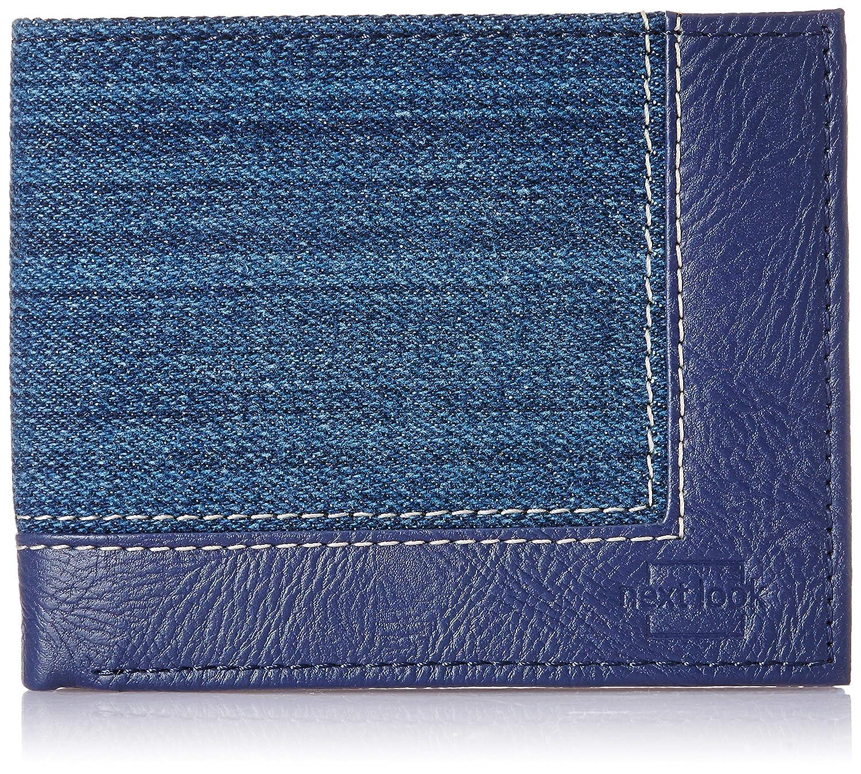 Nextlook Blue Men's Wallet