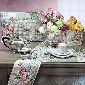sander TABLE & HOME Sander Gobelin Mitteldecke HIGH TEA ...