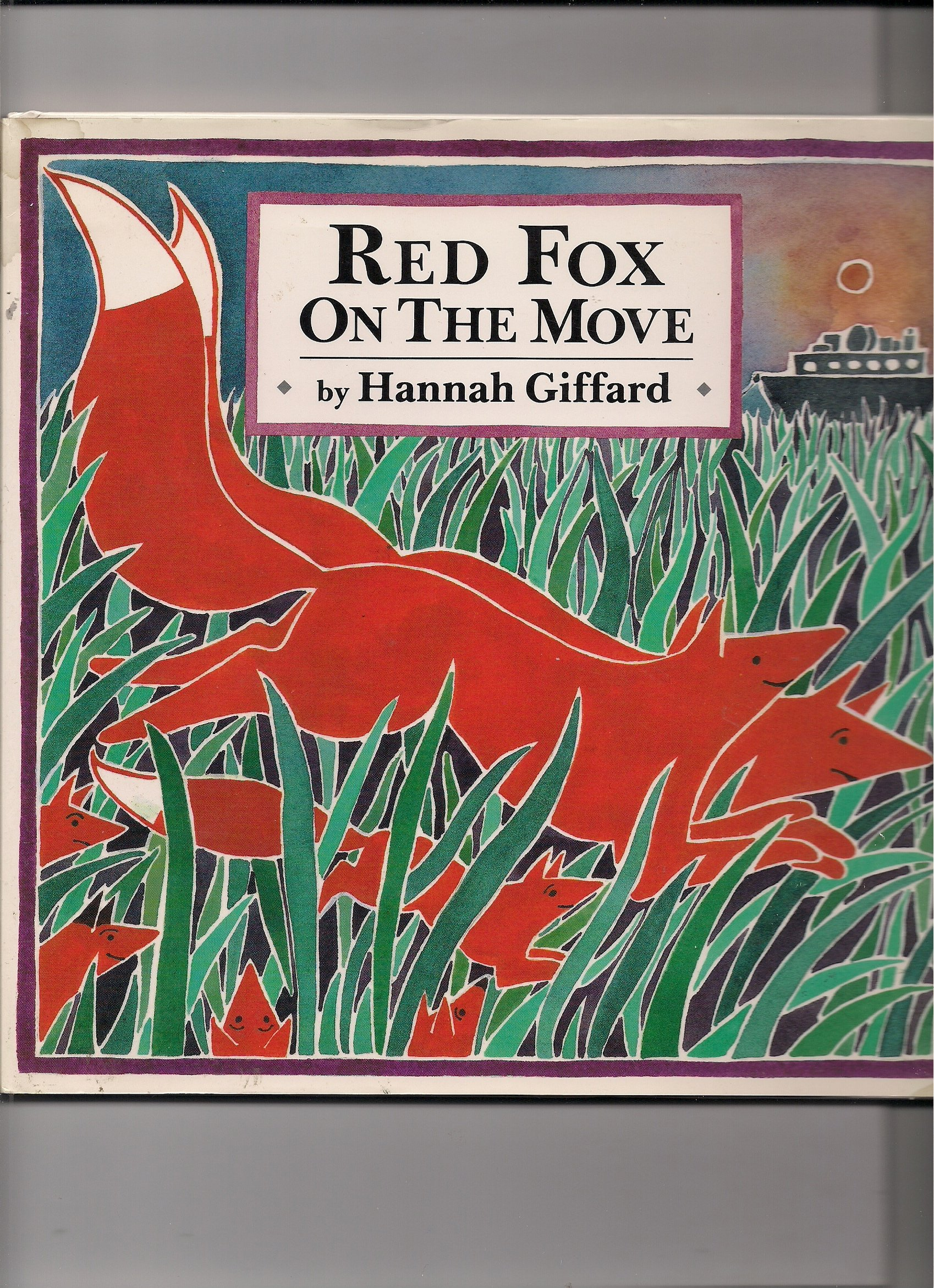 Download Red Fox on the Move PDF