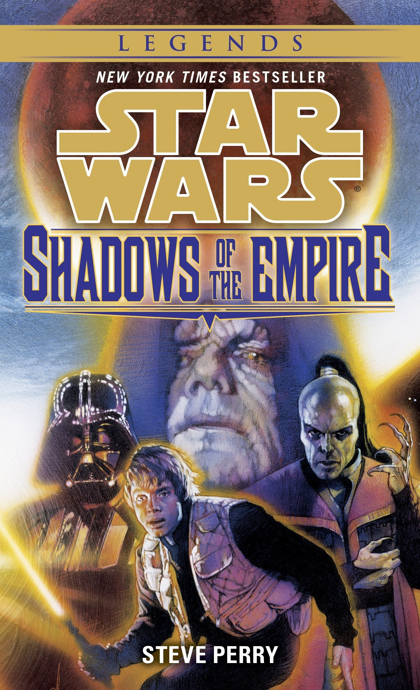 Image result for star wars shadows of the empire book