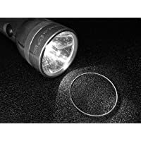 MAGLITE Flashlight Lens Crystal Glass Upgrade (C & D Model)