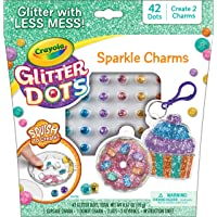 Glitter Dots Sparle Charm