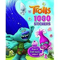 DreamWorks Trolls: 1000 Stickers