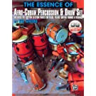 The Essence of Afro-Cuban Percussion: Includes the Rhythm Section Parts For Bass, Piano, Guitar, Horns & Strings, Book