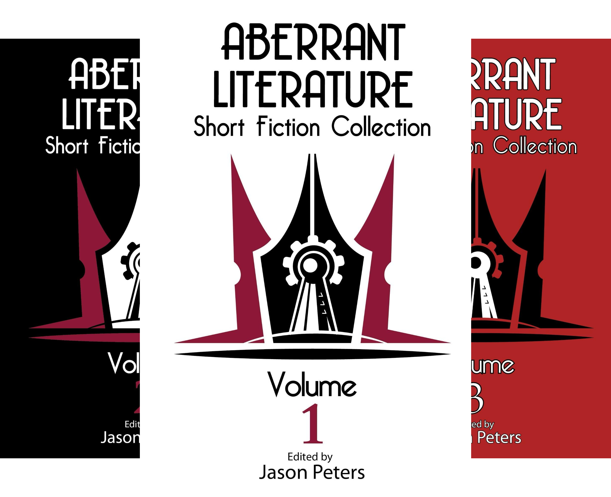 Aberrant Literature Short Fiction Collection (3 Book Series)