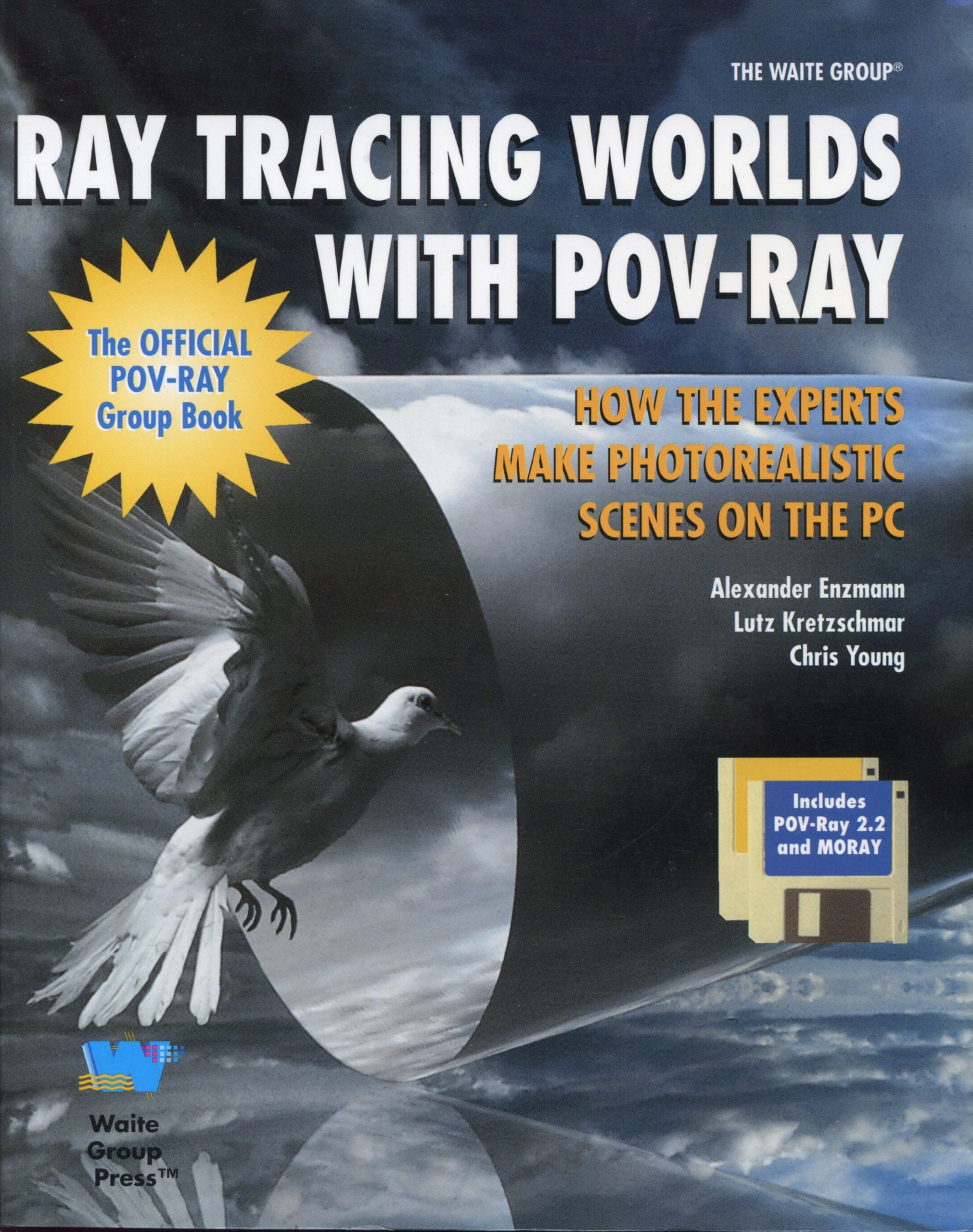 Ray tracing worlds with pov raybook and 2 disks alexander ray tracing worlds with pov raybook and 2 disks alexander enzmann lutz kretzschmar chris young 9781878739643 amazon books magicingreecefo Choice Image