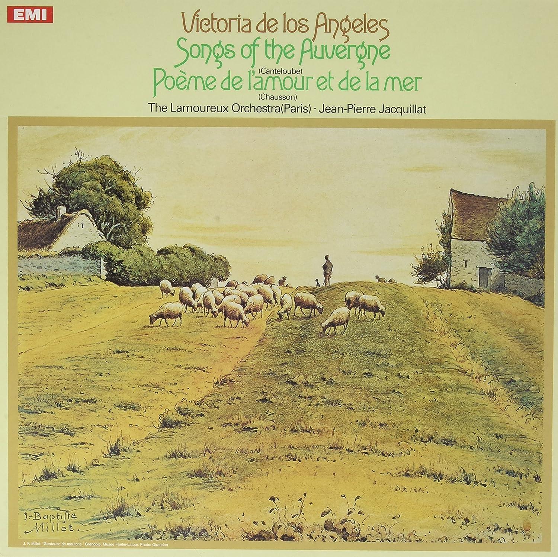 Songs Of The Auvergnepoeme De V D Los Angeles Amazones