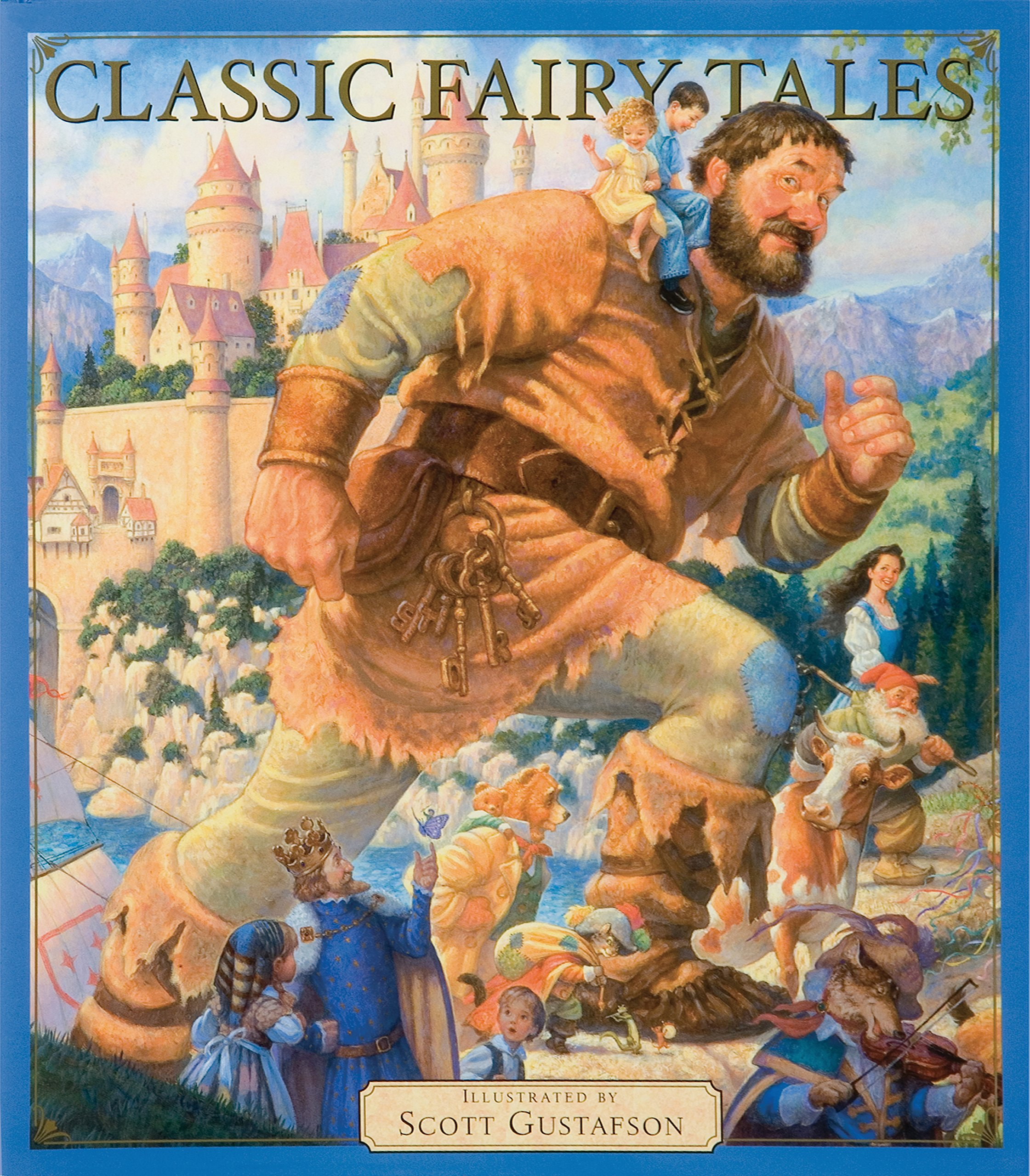 Amazon com: Classic Fairy Tales Vol 1 (1) (9781579656867