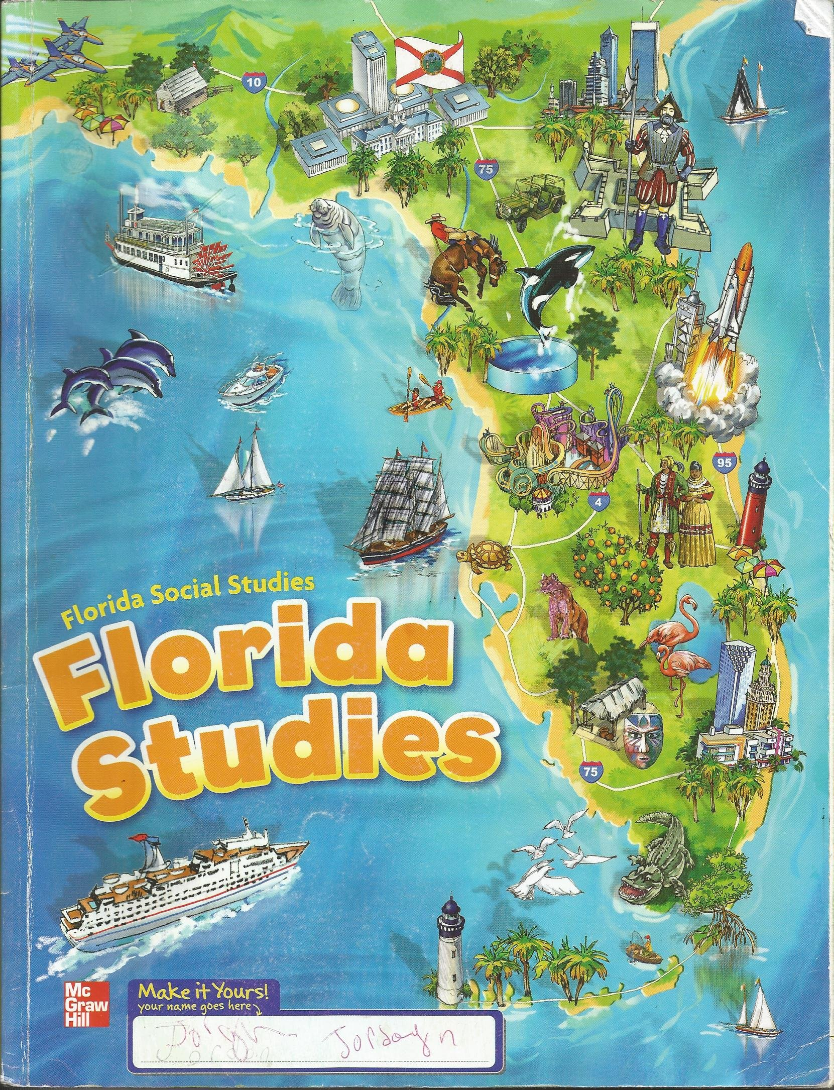 Florida Social Studies (4): 9780021146796: Amazon.com: Books