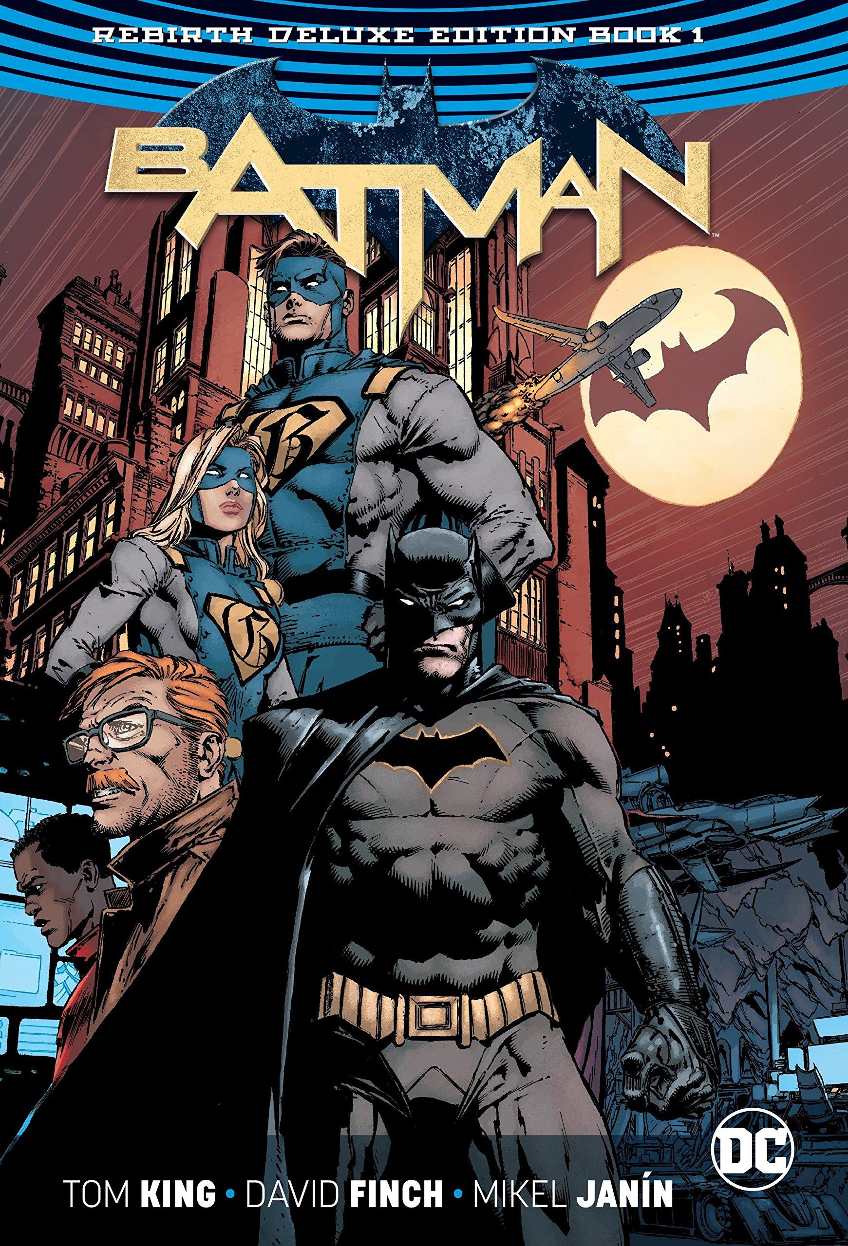 """Résultat de recherche d'images pour """"batman by tom king"""""""