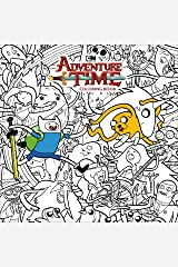 Adventure Time Adult Coloring Book Volume 1 Paperback