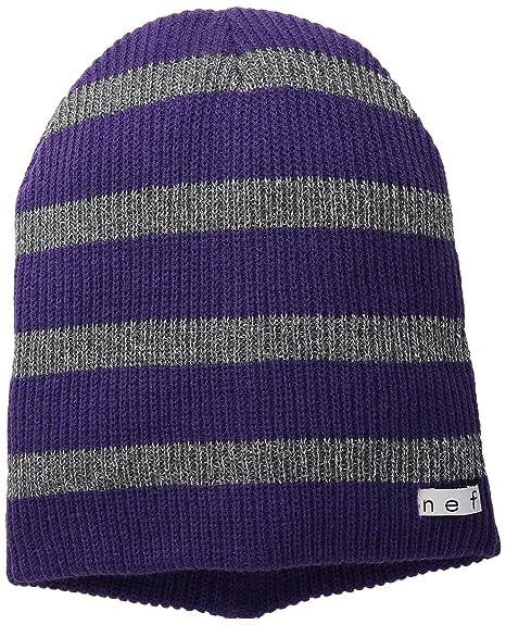 290ff8eb85815 NEFF Women s Daily Sparkle Stripe Beanie Hat