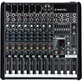 Mackie PROFX12 12-Channel Compact Effects Mixer with USB