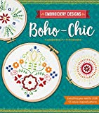 Embroidery Designs Boho-Chic: Everything You Need to Stitch 12 Nature-Inspired Patterns