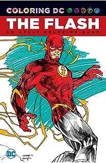 Amazon.com: DC Comics Coloring Book (9781608878291): Insight ...