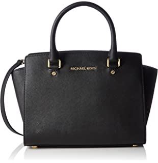 Michael Kors Women\u0027s Selma Medium Top Zip Satchel