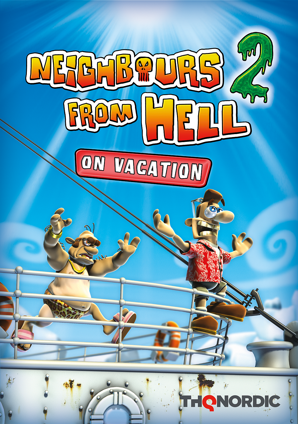 Price comparison product image Neighbours from Hell 2 [Download]