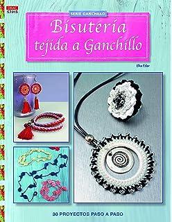 Bisutería Tejida A Ganchillo - Número 15 (Cp - Serie Ganchillo (drac)