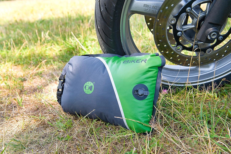 Coleman Schlafsack Biker Campingschlafsack 10 Grad