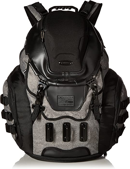 Oakley Mens Kitchen Sink LX Backpack One Size Grigio Scuro  sc 1 st  Amazon.com : oakley backpack kitchen sink - hauntedcathouse.org