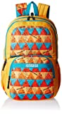 American Tourister 27 Ltrs Yellow Casual Backpack (Hashtag 01)
