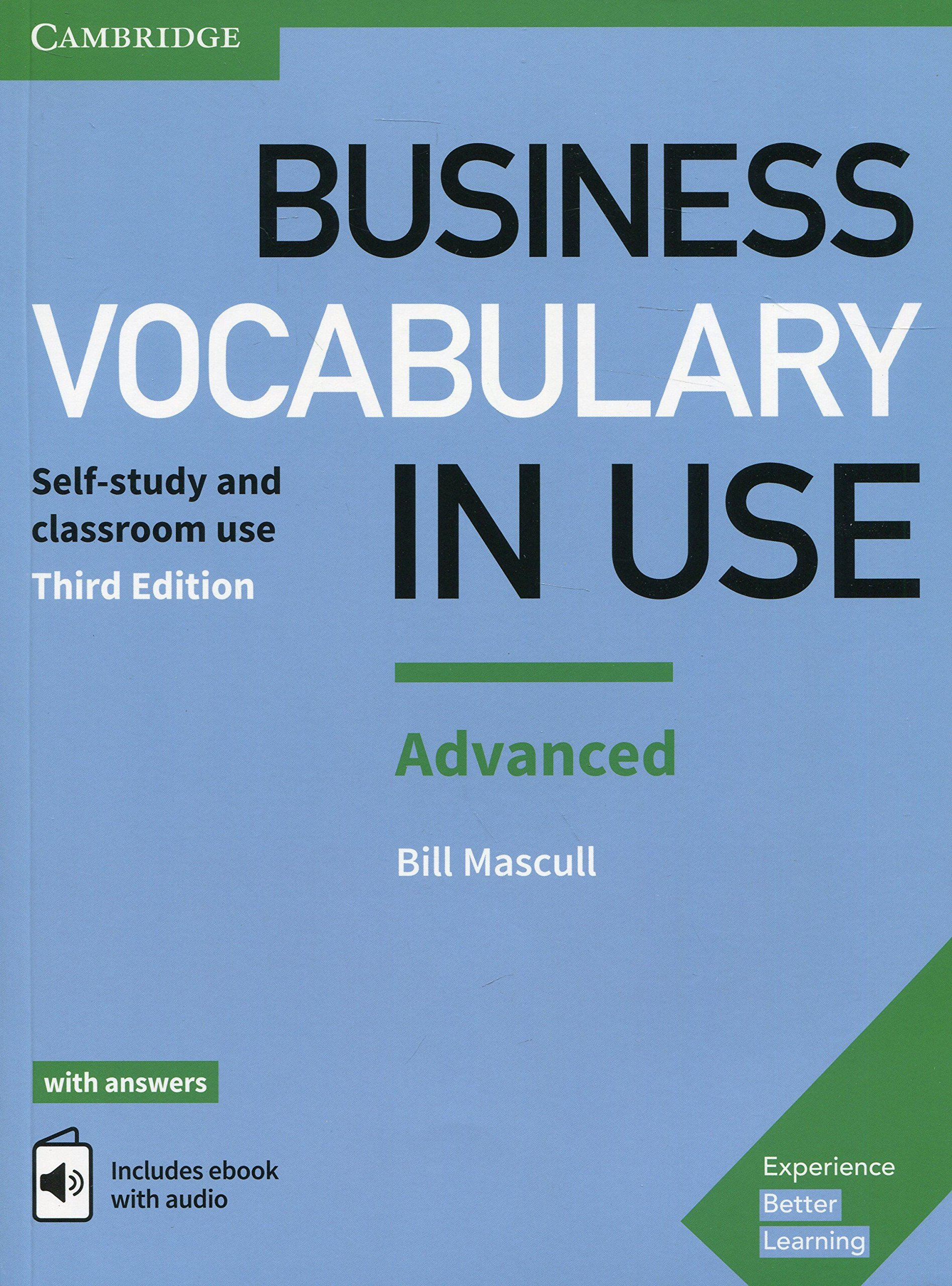 Business Vocabulary in Use: Advanced Book with Answers and ...