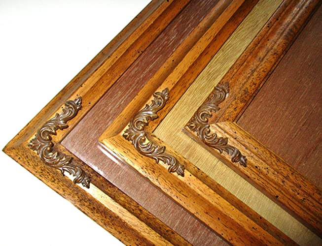 Amazon Custom Made Vintage Wooden Picture Franes Solid Premium