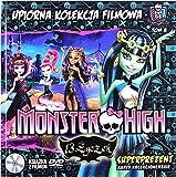 Monster High: 13 Wishes [DVD] (IMPORT) (No hay versión española)