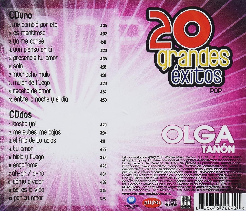 Olga Tanon - 20 Grandes Exitos - Amazon.com Music