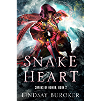 Snake Heart (Chains of Honor Book 2) (English Edition)